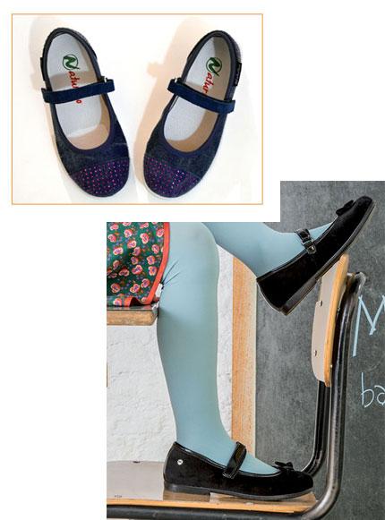 scelta bambino e orientarsi Come bambina delle per scarpe nella qExU8