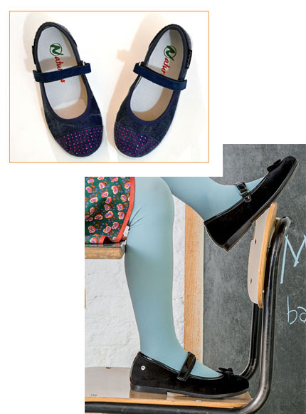 Impronta scarpe ballerine
