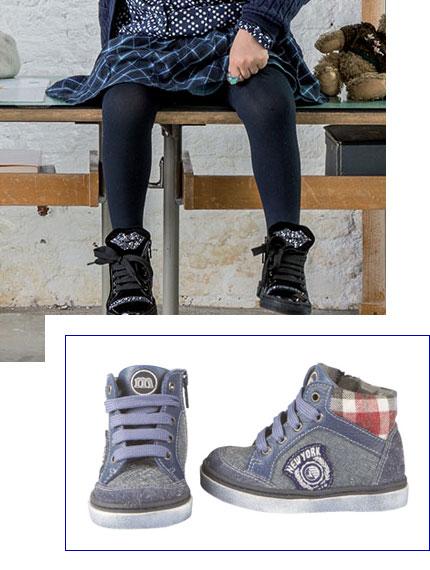 check out 9e839 0f515 Melania: le scarpe perfette per i bambini di oggi in Ticino