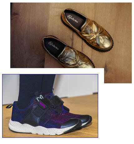 Impronta scarpe Naturino