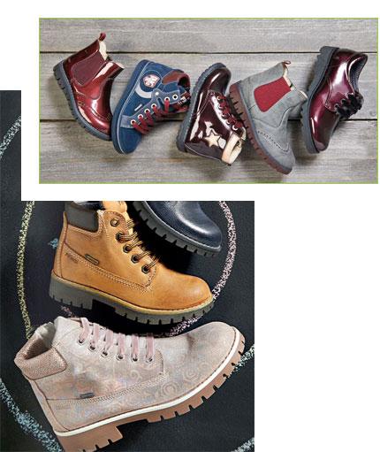 Impronta scarpe primigi ticino